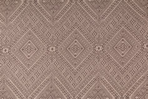 Santa Maria In Fog Woven Cotton Upholstery Fabric By Mill