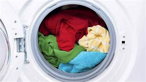 wash colored clothes in what water washing machine grey water