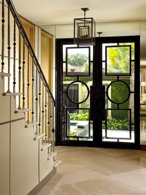 Metal And Glass Front Doors 23 Metal Front Doors That Are Really Inspiring Shelterness