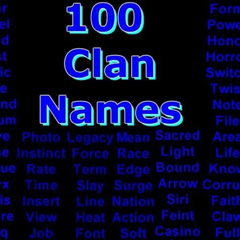 goodly cool 4 letter clan names letter format writing