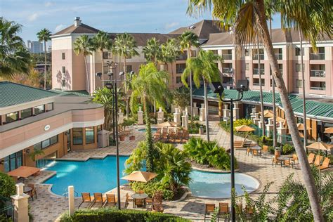 courtyard orlando lake buena vista in the marriott village in courtyard by marriott orlando lake buena vista in the