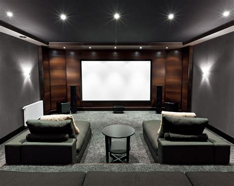 home theater decor home theatre interiors seating design build