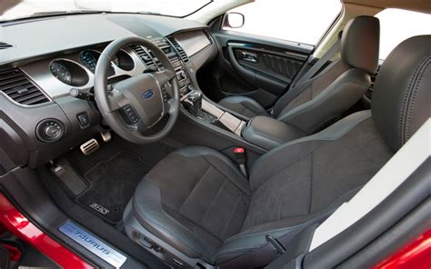 2010 Ford Taurus Interior by 2010 Ford Taurus Sho Interior View Photo 21
