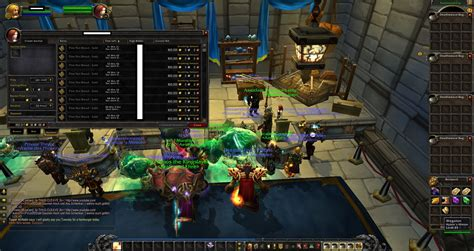 Auction House Wow remote auction house for wow due to duping