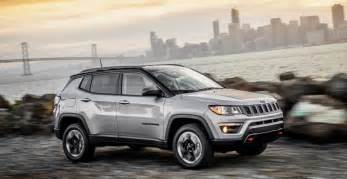 Jeep Trail Rating System 2017 Jeep Compass Misses Out On Top Safety Rating