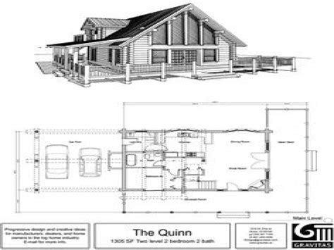1 bedroom with loft one bedroom cabin with loft floor plans