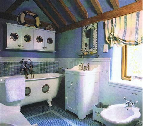 Nautical Bathroom Ideas Home Design Idea Bathroom Ideas Nautical
