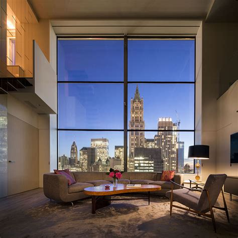 penthouses in new york tribeca penthouse new york the cool hunter the cool