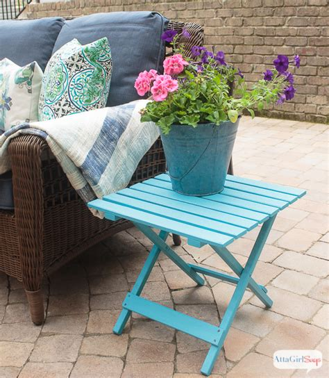 Painting Patio Furniture by 5 Outdoor Patio Furniture Makeover Atta Says