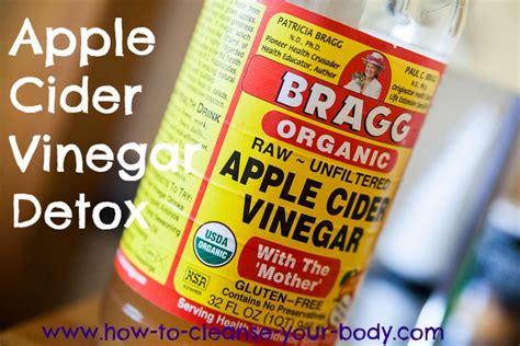 Cider Vinegar Detox Liver by Apple Cider Vinegar Detox Heal Your Naturally