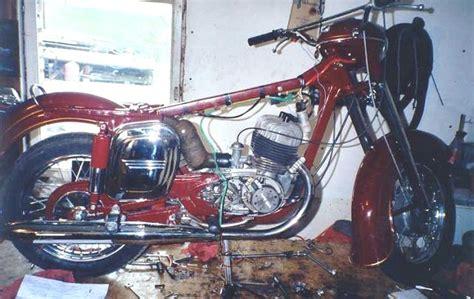 Alte Jawa Motorräder by Powerdynamo F 252 R Jawa Und Cz 2 Zylinder