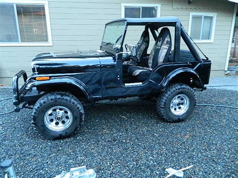 Used Jeeps In My Area 1960 Jeep Cj5 Overview Cargurus