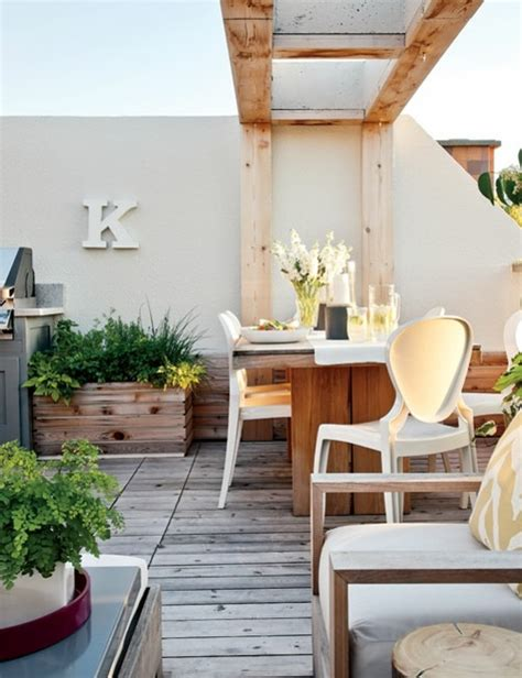 rustikales esszimmer design garten deko ideen modernes rustikales hinterhof design