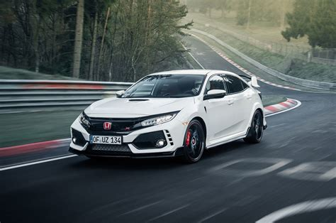 honda civic type r 2017 honda civic type r could start at 34 775 motor trend