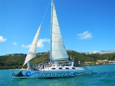 catamaran traveler fajardo tours sailing picture of traveler catamaran fajardo tripadvisor