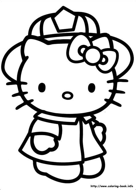 coloring pages printable hello kitty 5 ace images 281 best coloring hello kitty images on pinterest