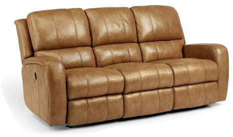 1157 62p flexsteel hammond power reclining sofa pieratt