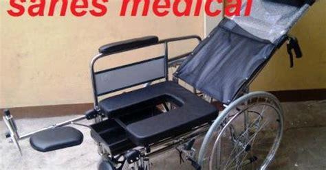 Kursi Roda Innova Harga sanes kursi roda 3 in 1 untuk penanganan pasien