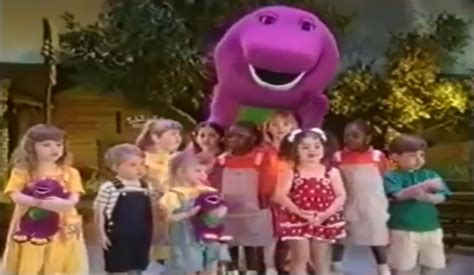 s day in the park a day in the park with barney promo