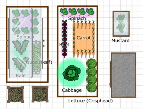 fall garden plan planting a fall garden the easy way free planning tools