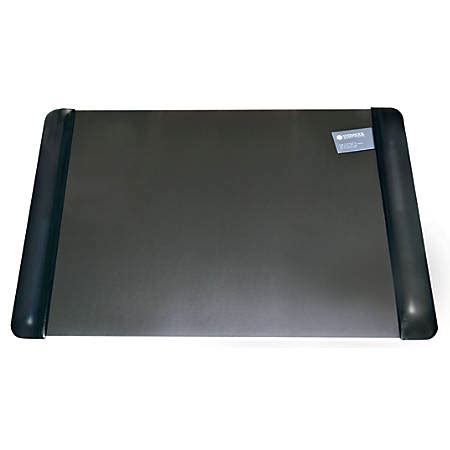 office depot executive desk office depot brand executive desk pad with microban 20 x