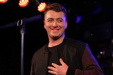 how is sam smith feeling after celebrating his grammy victory grammy awards 2015 sam smith s feeling outrageously