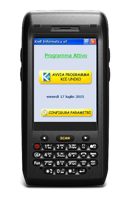 palmari windows mobile krell informatica software tentata vendita monomacchina
