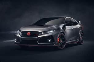 Honda R Type Honda Civic Type R Production Model To Debut In Geneva