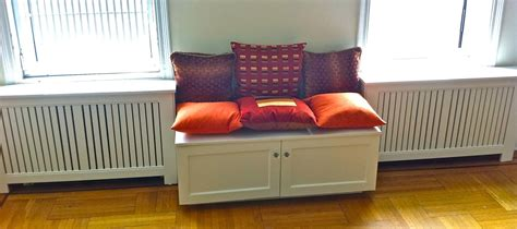 custom window seat cost crafted radiator cover with window seat by hammer