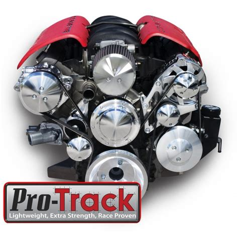 ls plus track lighting march performance chevy ls pro track