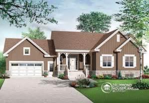 3 Bedroom Rectangular House Plans House Plan W3101 V1 Detail From Drummondhouseplans Com