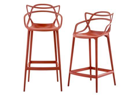 kartell sgabelli sgabello master stool di kartell arredare con stile