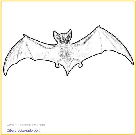 dibujos de murcielagos para dibujar dibujo de murcielago para colorear e imprimir
