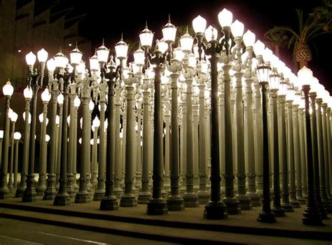 Urban Light Lacma Make See Eat Do Los Angeles Lights
