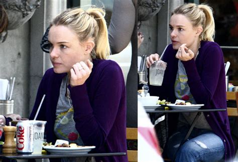 Kate Bosworth Gained Weight Still by Photos Of Kate Bosworth Out With Friends Lunch At