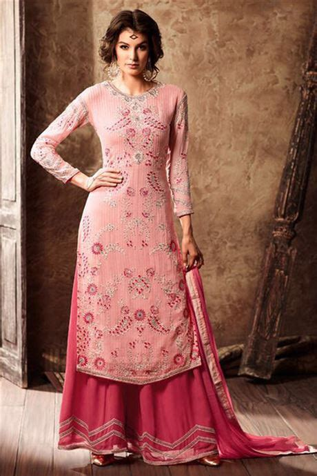 Online Home Decor Boutiques by Salwar Kameez Distributors Georgette Heavy Embroidered