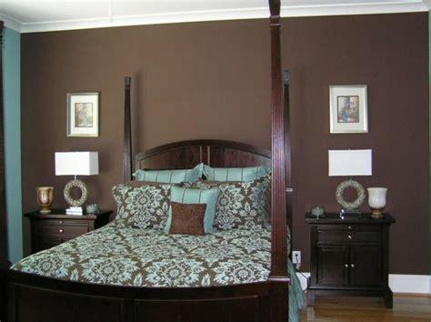 Braune Wandfarbe Schlafzimmer by Einrichten Mit Farben Braune M 246 Bel Und W 228 Nde F 252 R