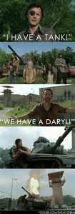 Daryl Walking Dead Meme - the walking dead memes