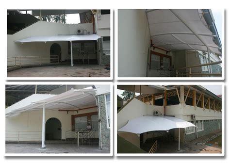 Tenda Rumah rumah dijual tenda kanopi tenda promosi tenda gazebo tentsion membrane