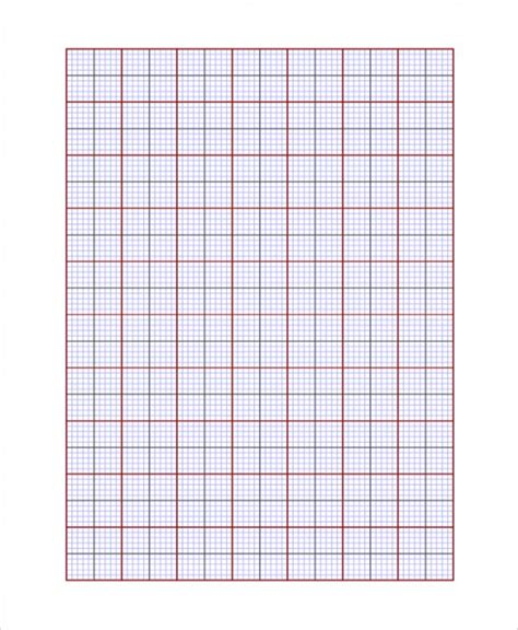 centimeter graph paper free printable graph paper pdf template centimeter inch