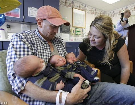 World Record Baby Birth Weight California Gives Birth To Triplets Weighing A Combined 20lbs May Set New World