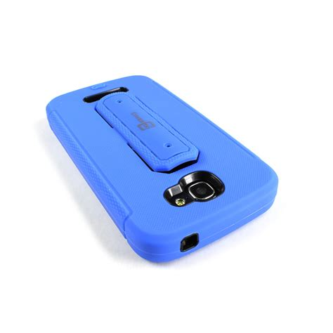 rugged icon for alcatel one touch fierce 2 7040t pop icon kickstand rugged cover ebay