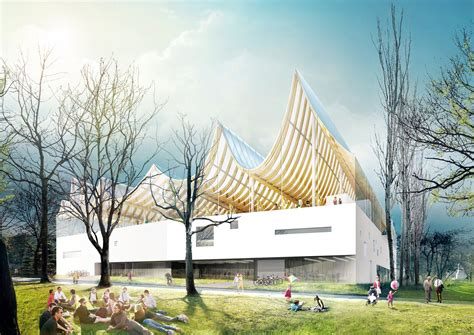 house music budapest competition entry fundamental envisions house of hungarian music for budapest