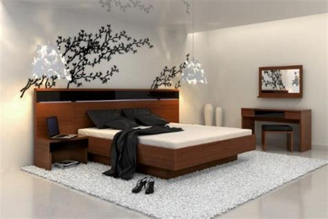 modern japanese style bedroom furniture 6 designs