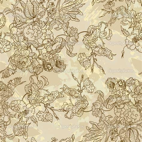 Vintage Style by Vintage Style Floral Wallpaper Wallmaya