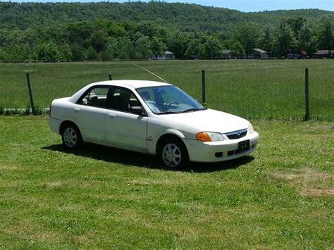 1999 mazda protege dx find used 1999 mazda protege dx sedan 4 door 1 6l white
