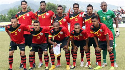 Timor Leste Calendã 2018 Bright Horizons For Timor Leste Fifa