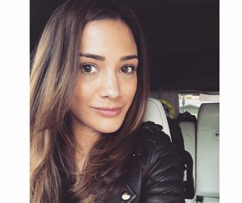 frankie bridge new hair 2016 frankie bridge s latest selfie causes a beauty debate look