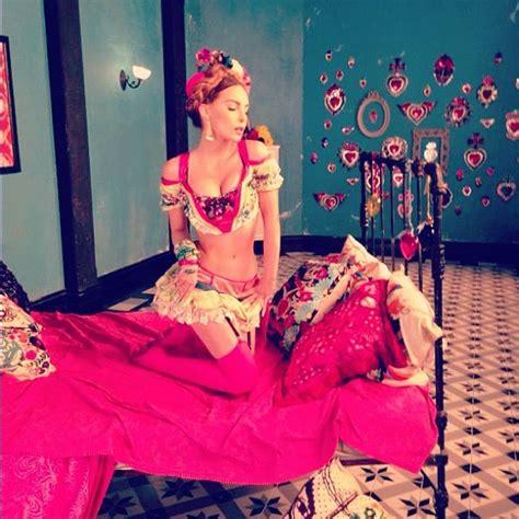 Firda Syar I frida kahlo inspired mexican pop belinda