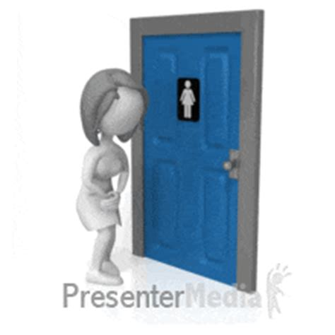 waits bathroom stick figure in despair 3d figures great clipart for